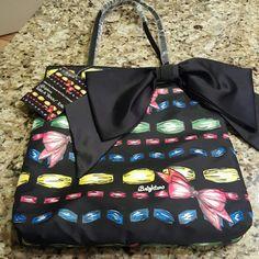 NWT Brighton Large Tote Bag NWT $125. Brighton Take A Beau Tote. 13x14. Brighton Bags Totes