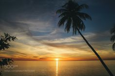 Camiguin Sunset by djsantillan #travel #traveling #vacation #visiting #trip #holiday #tourism #tourist #photooftheday #amazing #picoftheday