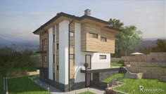Rhema-arch - Architecture, design, 3D modeling, visualisation and post production