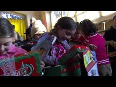Georgia Girls Laugh and Smile for the Camera-Operation Christmas Child