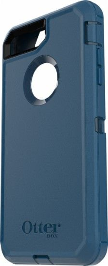 OtterBox - Defender Series Case for Apple® iPhone® 7 Plus - Blue @ mcglobalmall.com