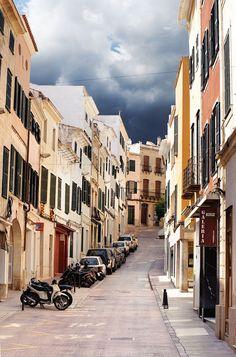 Mahon, Menorca Spain