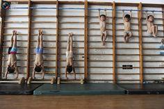 Little gymnasts