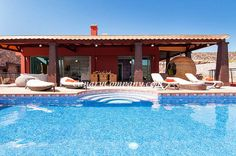"The beautiful Golfvilla ""La Menta"" in Salobre Golf with private pool for up to 6 people. From 236,00 € per night!"