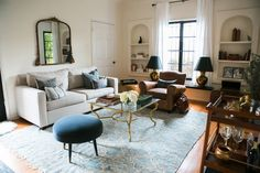 Candace's Old World Home with Modern California Charm