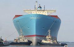 Emma Maersk, Maersk Line