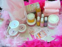 Mother and Daughter Spa Party - love this idea