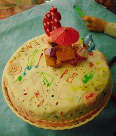 La torta foirmata