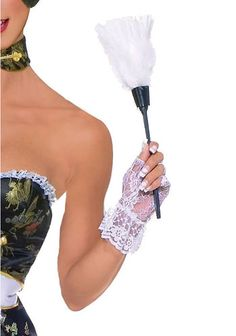 Feather Duster Feather Duster, Black And White Theme, Me Clean, Costume Accessories, I Dress, Maid, Halloween Costumes, Foodies, Survival
