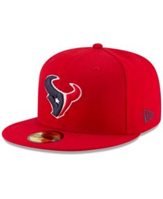 New Era Houston Texans Team Basic 59FIFTY Fitted Cap 4f9199ec8