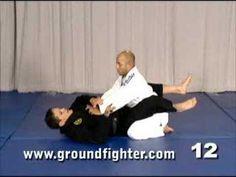 Saulo Ribeiro Brazilian Jiu-Jitsu Revolution Series 2 - Scissor Sweep - YouTube