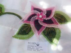 Elzemhobby: Needle Lace - Needle lace - My Recommendations Needle Lace, Needle And Thread, Tatting, Lace Making, Crochet Accessories, Crochet Designs, Crochet Flowers, Needlework, Knitting Patterns