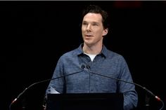 View all the latest pictures in the gallery, GALLERY: Sherlock actor Benedict Cumberbatch and wife Sophie Hunter perform at Letters Live, on Western Daily Press.