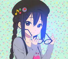 Mio-chan (anime: K-On!!)