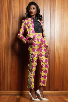 Tuxedo-Pant-and-Clutch-Jacket ~Latest African fashion, Ankara, kitenge, African women dresses, African prints, African men's fashion, Nigerian style, Ghanaian fashion ~DKK