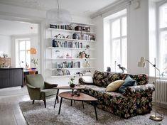 Ghé thăm một căn hộ Thụy Điển |  con voi trong phòng