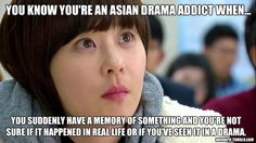 #kdrama fans can relate Happens to me often. -_-
