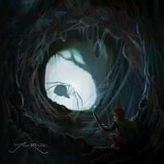 The Captured Dwarves by Josh Keele