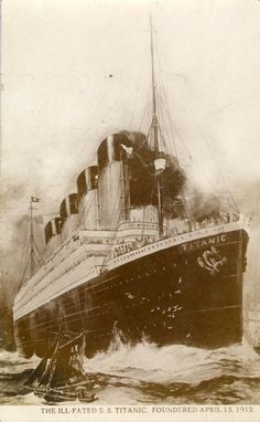 The Titanic - another obsession