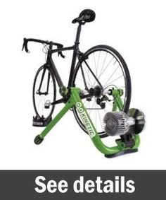 Find out about all types of indoor bike trainers, including ones that connect to training apps; learn how to maintain your cycling fitness year-round. Bike Equipment, No Equipment Workout, Indoor Bike Trainer, Cycling For Beginners, New Trainers, Rowing Machines, Cycling Workout, At Home Gym, Cool Bikes