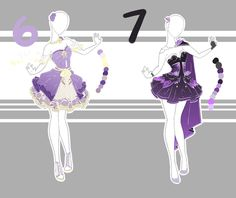 .::Adoptable Collection 10(2-3, 5-6 OPEN)::. by Scarlett-Knight.deviantart.com on @DeviantArt