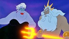 Walt Disney Male Characters | of Walt Disney's Animated Characters: King Triton - Walt Disney ...