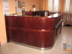 Lada sekretariatu , okleina naturalna zdjęcia na http://www.projektmebel.pl/oferta/produkt/lady-nietypowe