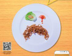 Tutustu tähän @Behance-projektiin: FOOD WASTE, https://www.behance.net/gallery/14342303/FOOD-WASTE