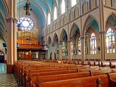I want to get married here.  St. Anne's, Detroit Michigan