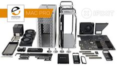 Apple Support, Cheese Grater, New Mac, Mac Mini, Mac Pro, Storage Rack, Clever, Base, Detail