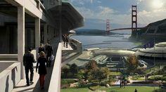 The Future History of San Francisco According to Star Trek.  :)