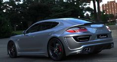 Porsche Panamera Modifications Car Pictures Wallpapers