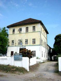 Livingstone's last house, Zanzibar