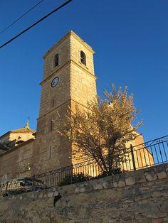 Albacete Alatoz Torre De La Iglesia
