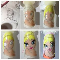 #how to #draw #naila...