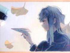 All Anime, Manga Anime, Anime Maid, Anime Angel, Slayer Anime, Marker Art, Boy Art, Anime Characters, Art Drawings
