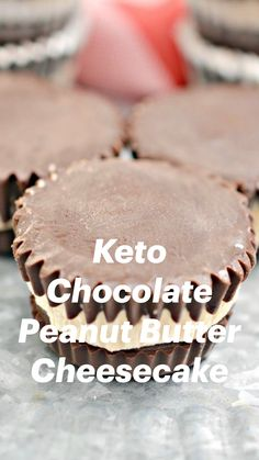 Low Carb Breakfast Recipes – The Keto Diet Recipe Cafe Ketogenic Recipes, Ketogenic Diet, Low Carb Recipes, Diabetic Friendly Desserts, Keto Snacks, Keto Foods, Keto Desserts, Chocolate Peanut Butter Cheesecake, Easy Slime Recipe