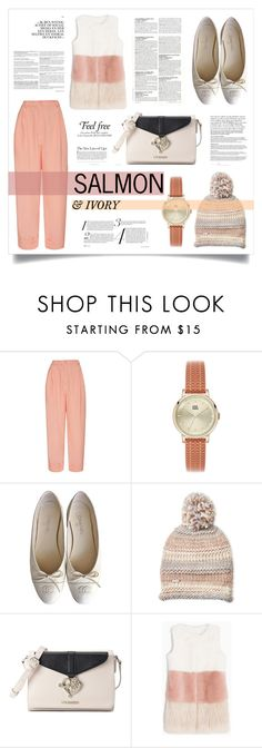 """""""SALVORY"""" by virgamaleva ❤ liked on Polyvore featuring Hebe Studio, Orla Kiely, Chanel, Steve Madden, Love Moschino, Max&Co. and McGinn"""