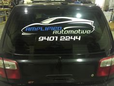 Amplified Automotive