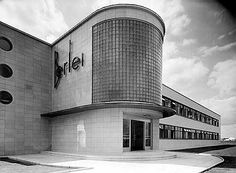 in Slough, there was once the Berlei factory