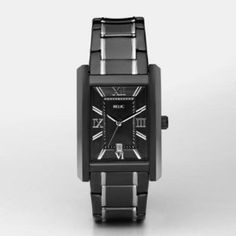 RELIC Allen Black and Silver IP Stainless Steel Watch (Watch)  http://www.innoreviews.com/detail.php?p=B0047HHN8E  B0047HHN8E