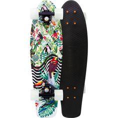 Penny Sub Tropics Nickel Complete Skateboard