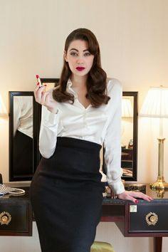 Best Office Girls : Photo