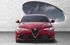 Alfa Romeo Giulia!