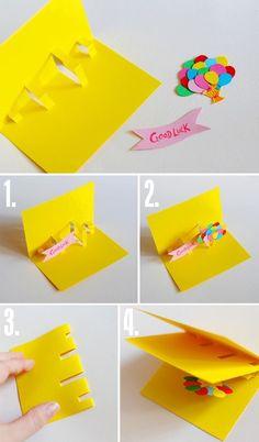 Các cách làm thiệp và hộp quà đơn giản 4