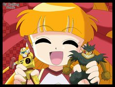 ::Momoko - Gift:: by Rolling-Sonic on DeviantArt