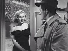 "Marilyn Monroe ""Asphalt Jungle"""