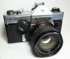 Mattův Klasické fotoaparáty: Argus STL 1000