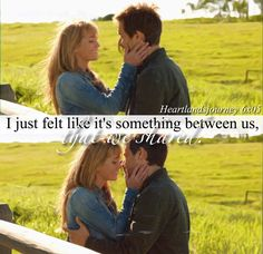 """I just felt like it's something between us, that we shared."" Ty & Amy - Season 6 Episode 5"