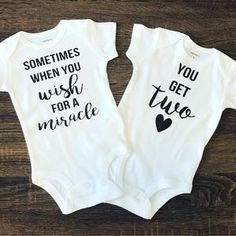 Baby Shower, Style Baby, Expecting Twins, Twin Outfits, Baby Arrival, Twin Babies, Baby Twins, Baby Baby, Twin Boys